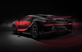 Bugatti Chiron – Siêu xe nhanh nhất thế giới