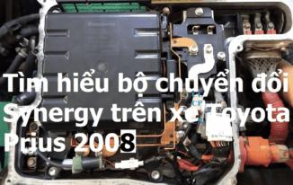 Bài 2: Học các kiến thức cơ bản về xe Hybrid