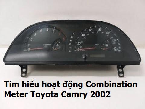 Bài 5: Học đồng hồ báo trên ôtô – Combination Meter