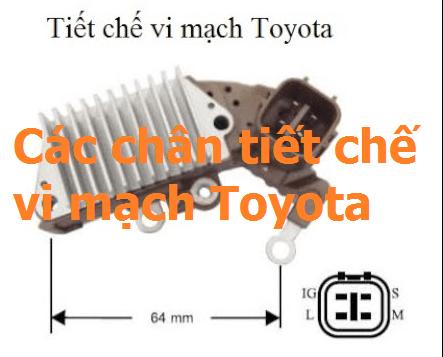 Bài 5: Học tiết chế máy phát điện xoay chiều ôtô