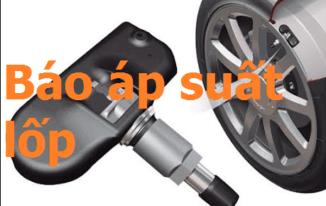 Học hệ thống báo áp suất lốp