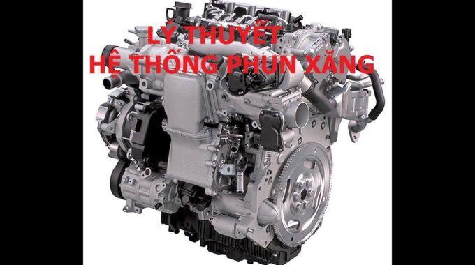 Lý thuyết về hệ thống phun xăng điện tử