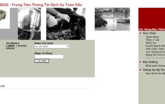 Phần mềm TIS trên các dòng xe phổ biến của Toyota