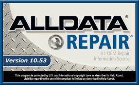 Các bước tải, cài phần mềm tra cứu kỹ thuật ôtô Alldata bản 10.53